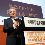 2018 paint and panel bodyshop awards night
